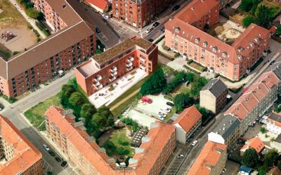 Bolig byggeprojekt Liflandsgade, Amager