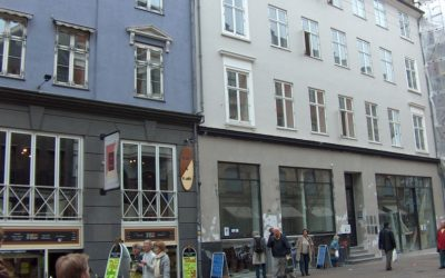 København K – Frederiksborggade 7