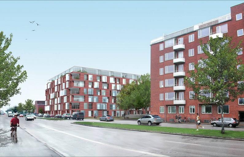 Christianshavn – Vermlandsgade 24