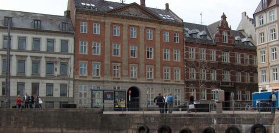 København K – Frederiksholms Kanal 6